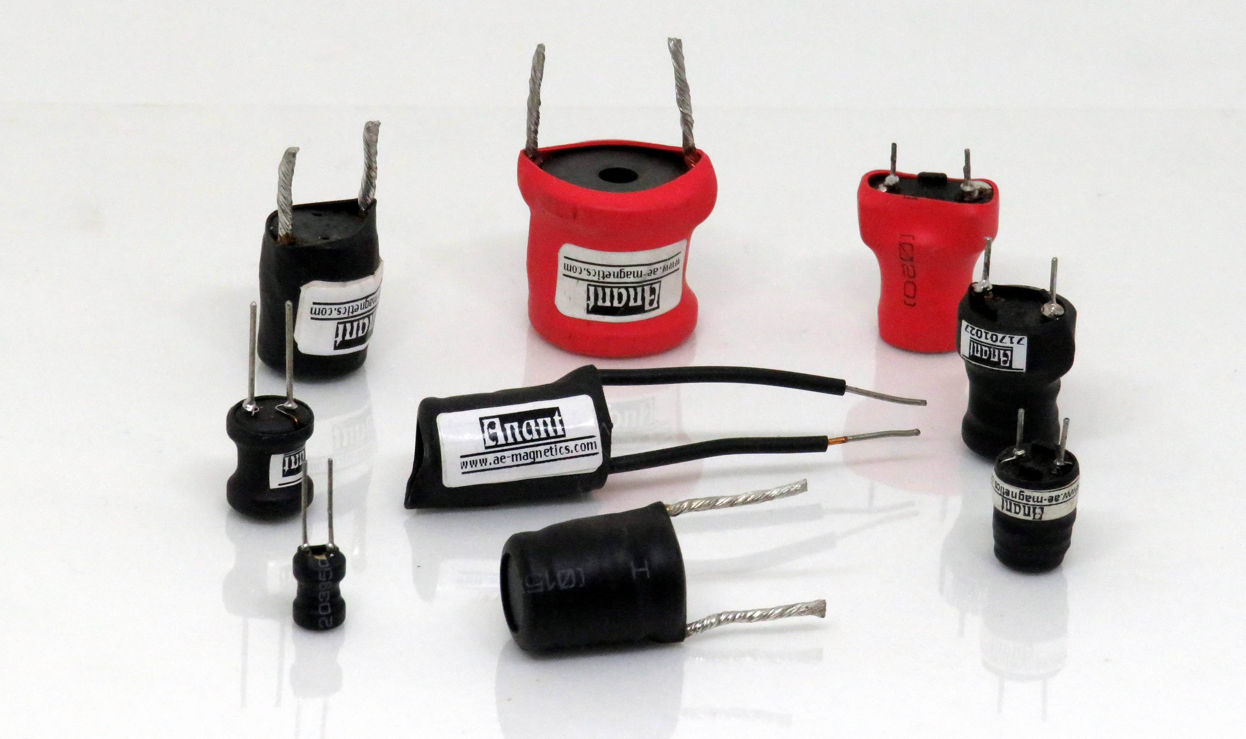 DR Type Inductors'
