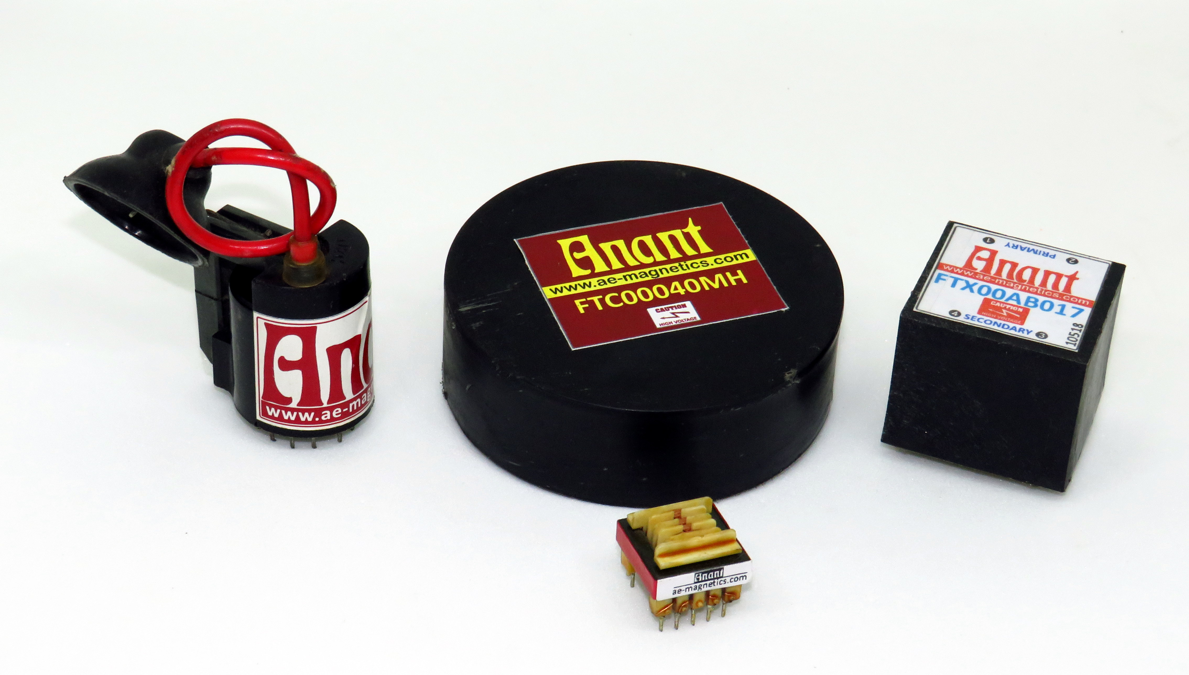 Customised High Frequency High Voltage Transformers'